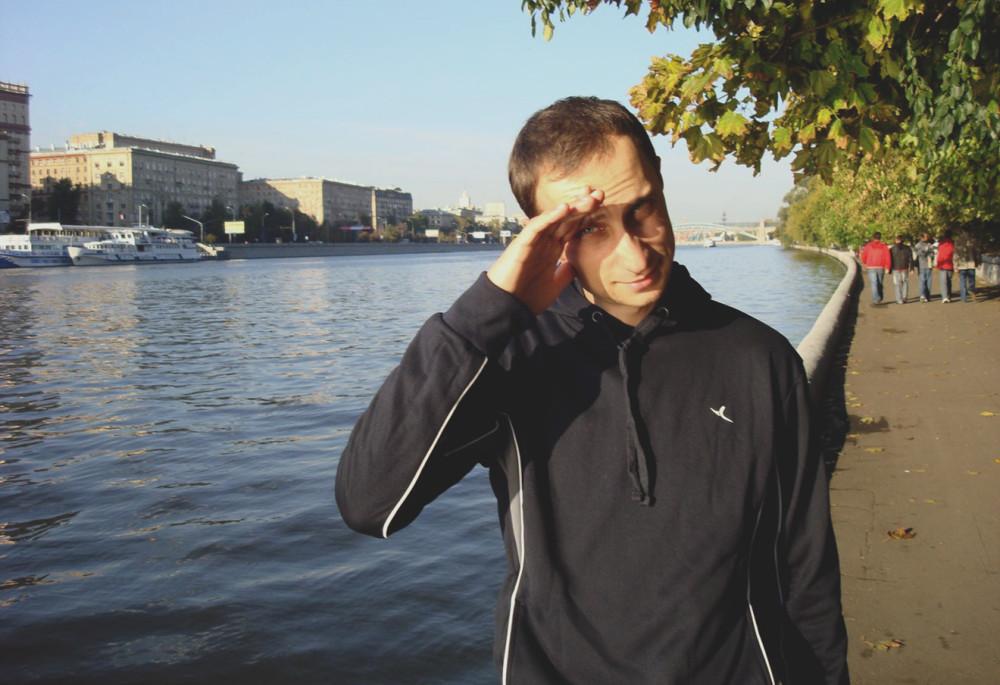 Дмитрий Бученков, фото: личная страница «ВКонтакте»